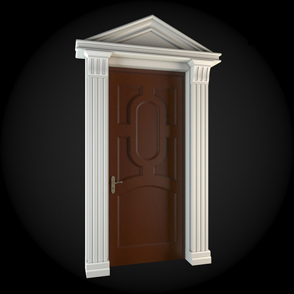 3DOcean Door 008 6119975