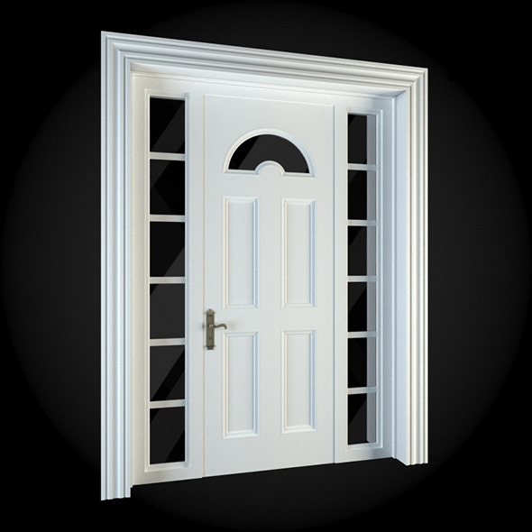 3DOcean Door 010 6120044