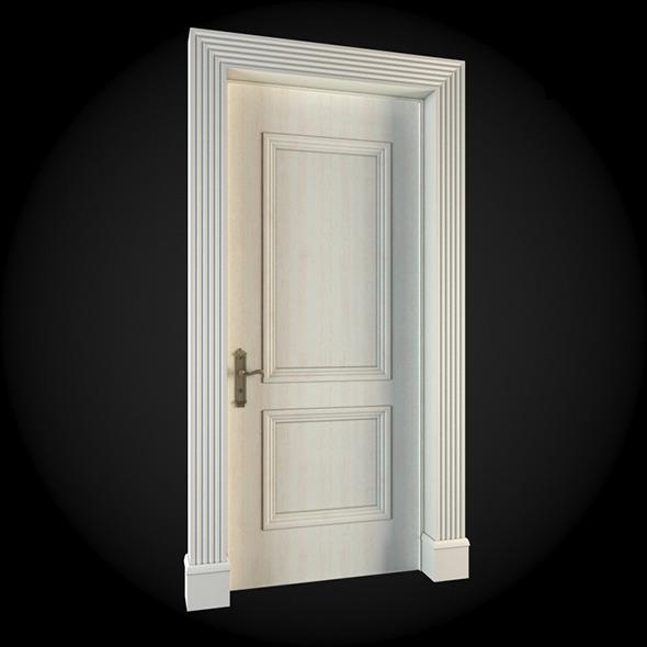 Door 011 - 3DOcean Item for Sale