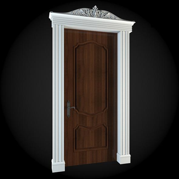 3DOcean Door 013 6120202