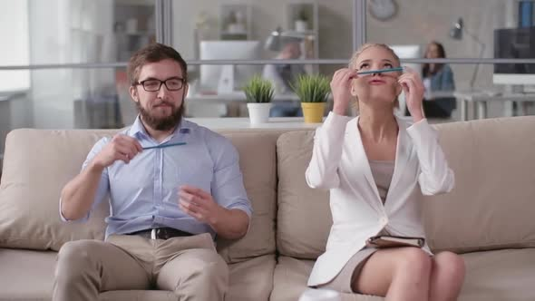 Funny Kollegat - Business, Corporate Arkistofilmit