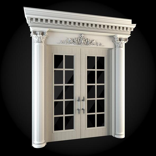 3DOcean Door 018 6120349