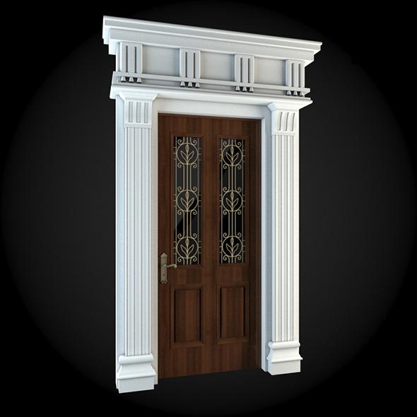 3DOcean Door 021 6120418