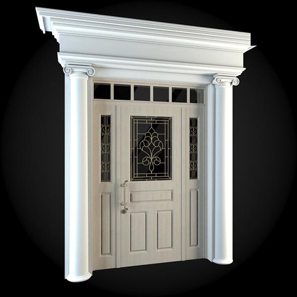 3DOcean Door 022 6120426
