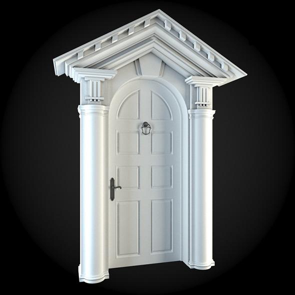 3DOcean Door 023 6120469