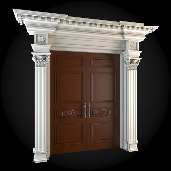 3DOcean Door 025 6120766