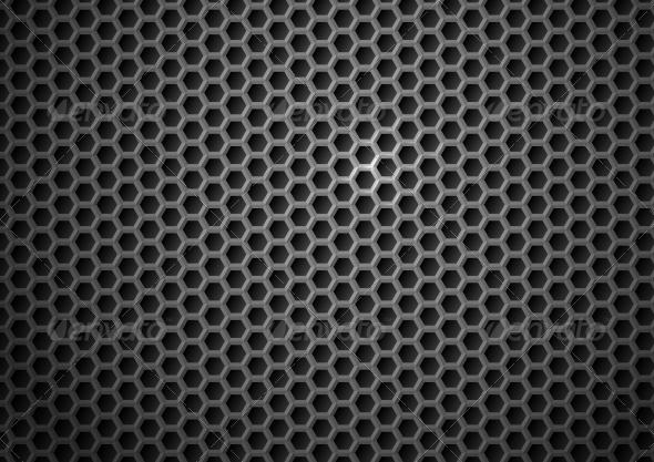 GraphicRiver Metallic Texture Seamless Pattern 6121083