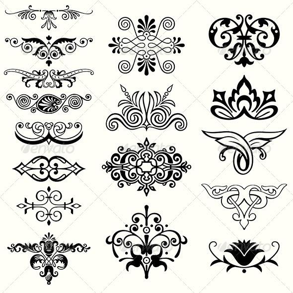 GraphicRiver Design Elements 6121175
