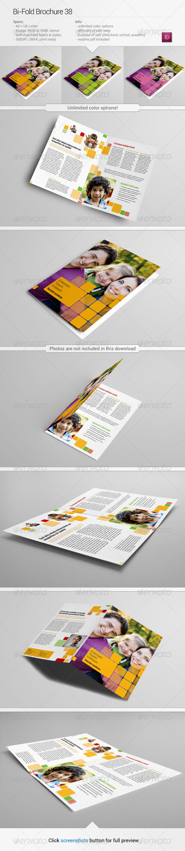 Bi-Fold Brochure 38