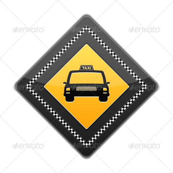 GraphicRiver Taxi 6122413