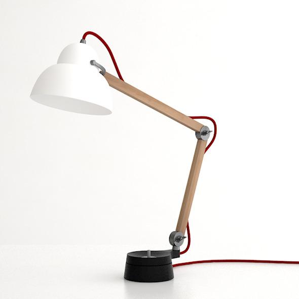 3DOcean Studioilse Desk Lamp 6067984