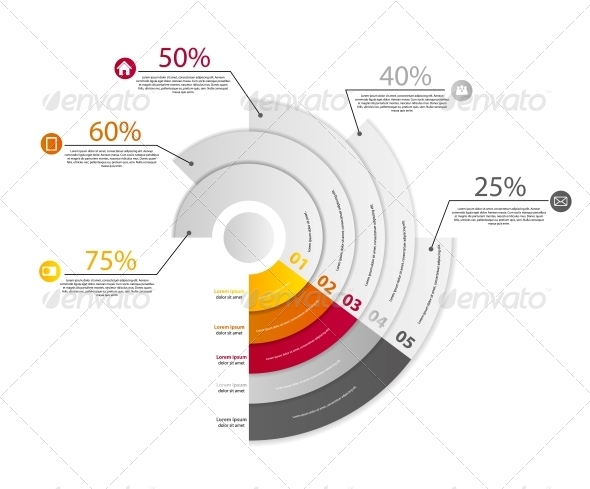 GraphicRiver Infographic Business Template Vector Illustration 6123334