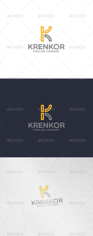 GraphicRiver Krenkor Logo 6123530