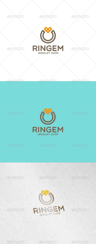 GraphicRiver Ringem Logo 6123532