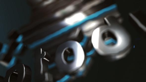 Element 3D Logo Transformer