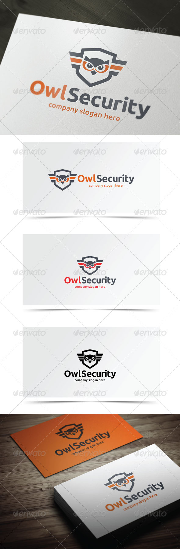 GraphicRiver Owl Security 6123916