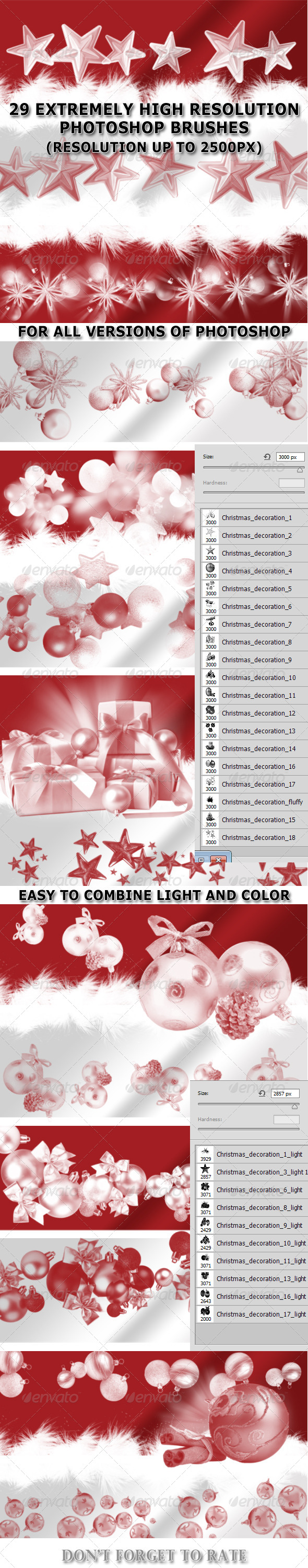 GraphicRiver Christmas Decoration Set 1 6124535