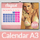 Calendar A3 - GraphicRiver Item for Sale