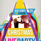 Christmas Party Invitation Cards/Flyer