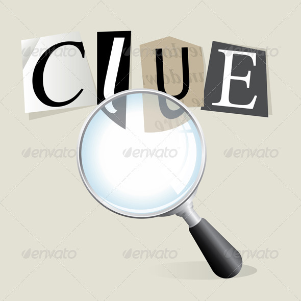 GraphicRiver Searching for Clues Vector 6126968