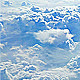 Flying Above the Clouds - VideoHive Item for Sale