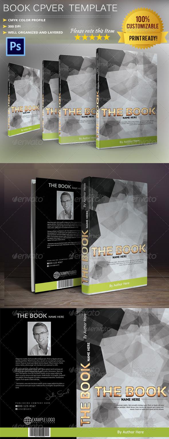 GraphicRiver Book Cover Template Vol.10 6124173
