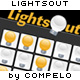LightsOut Game by Compelo - ActiveDen Item for Sale