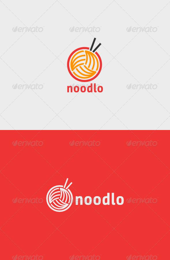 GraphicRiver Noodlo Logo 6129793