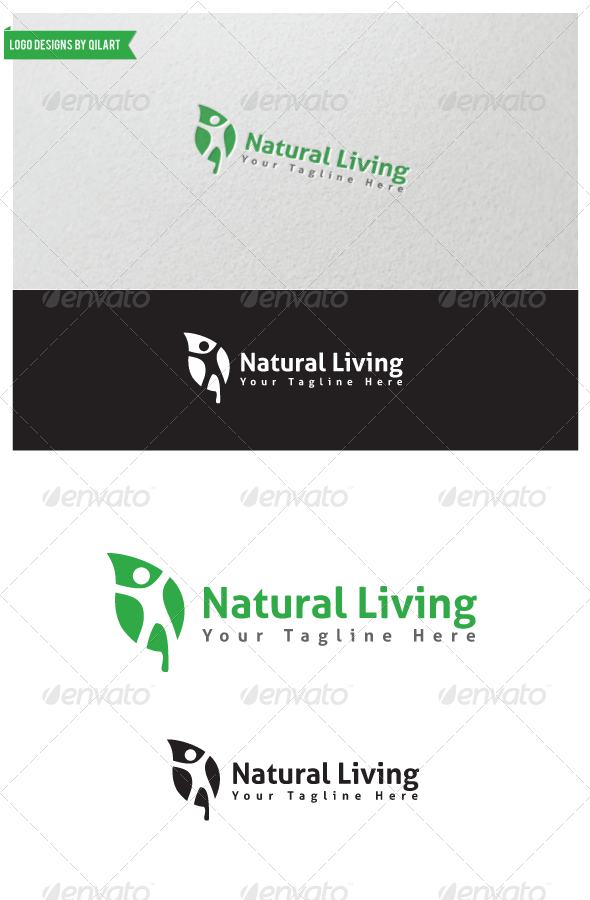 GraphicRiver Natural Living 6132350