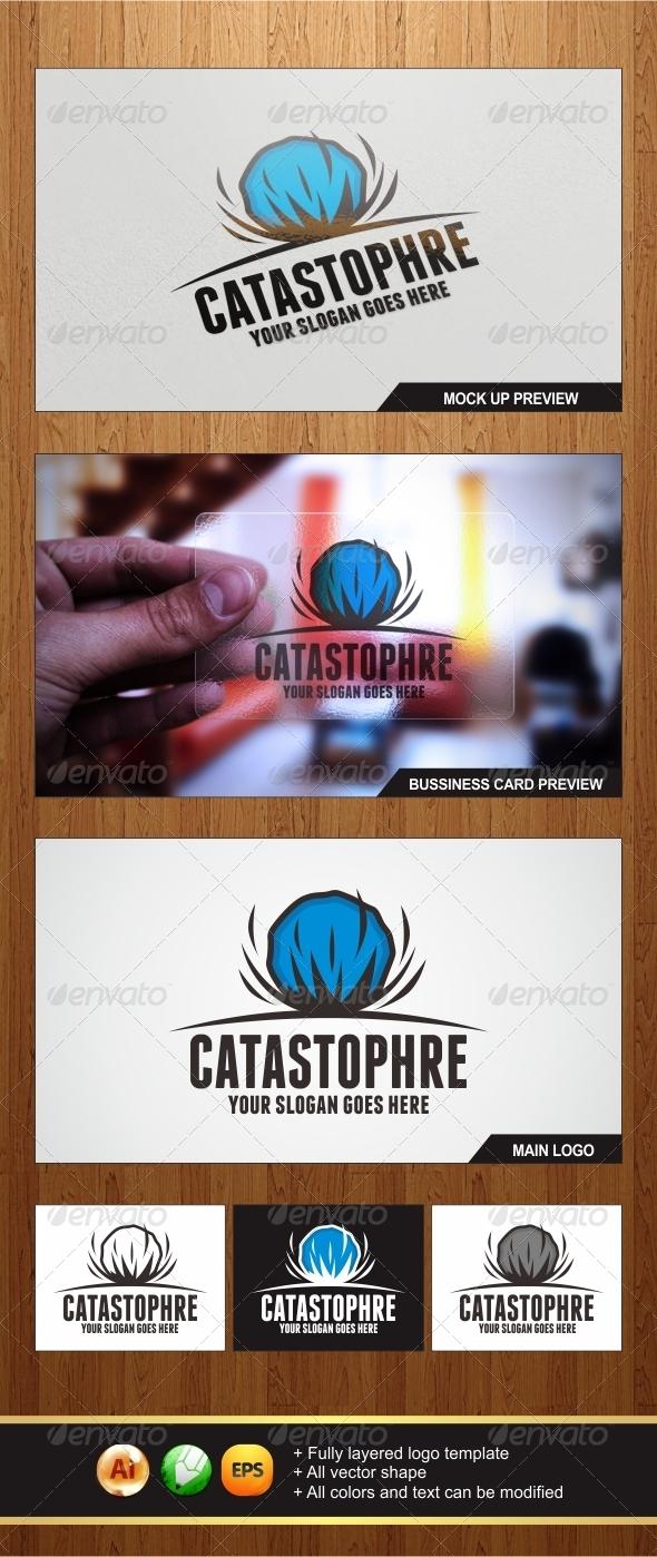 GraphicRiver Meteor Logo 6132433