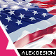USA American Flag - VideoHive Item for Sale