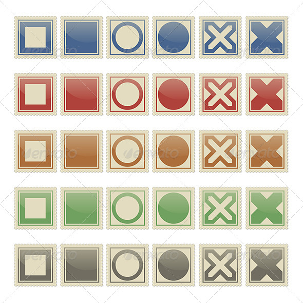 GraphicRiver Postage Stamp 6132543