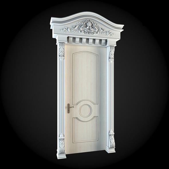3DOcean Door 026 6132551