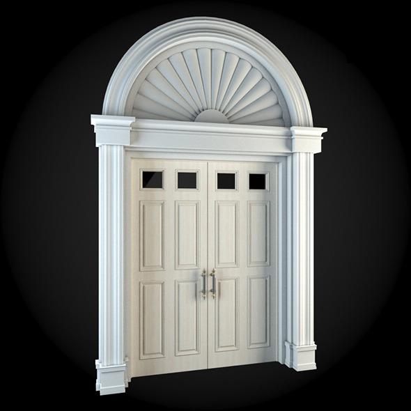 3DOcean Door 027 6132569
