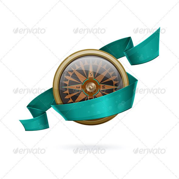 GraphicRiver Compass 6132568