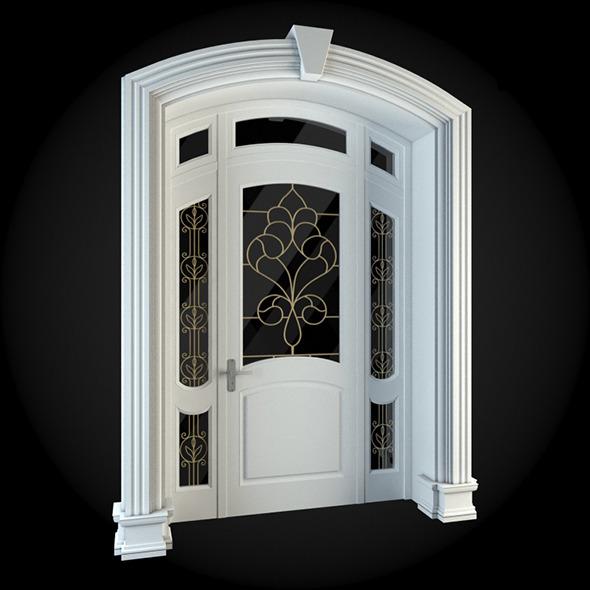 3DOcean Door 029 6132595