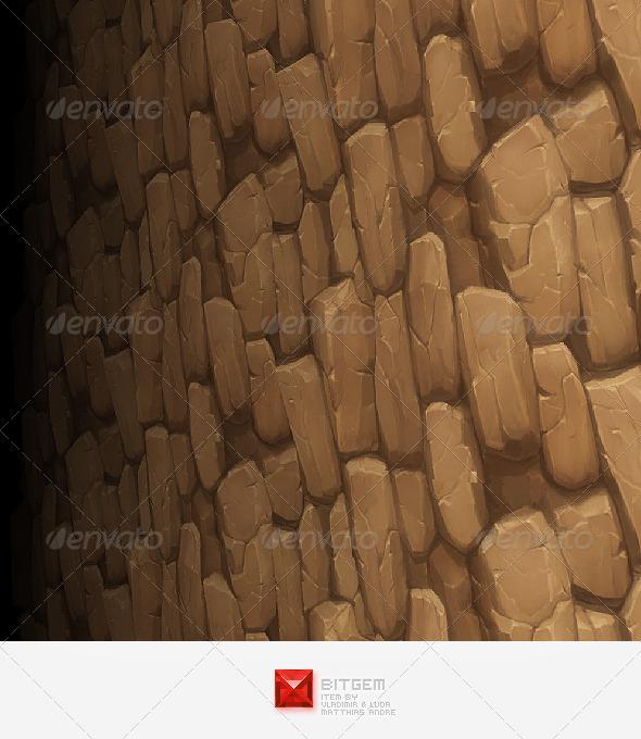 3DOcean Wall Texture Tile 01 6132736