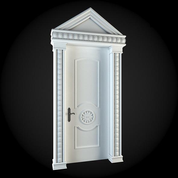 3DOcean Door 031 6132904