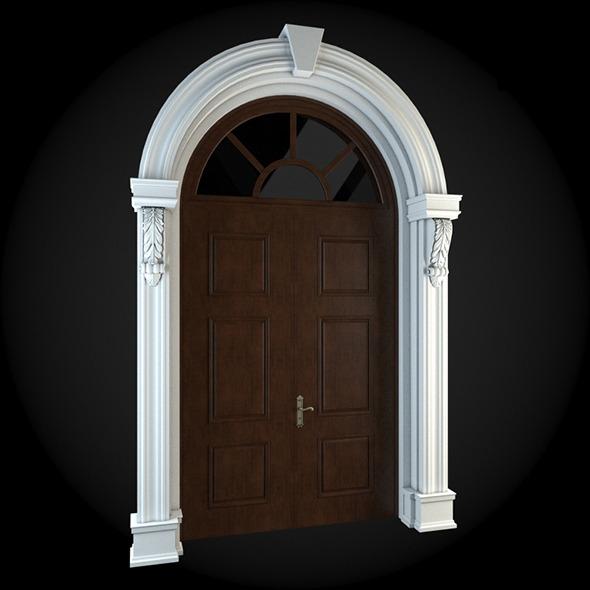 3DOcean Door 032 6132994