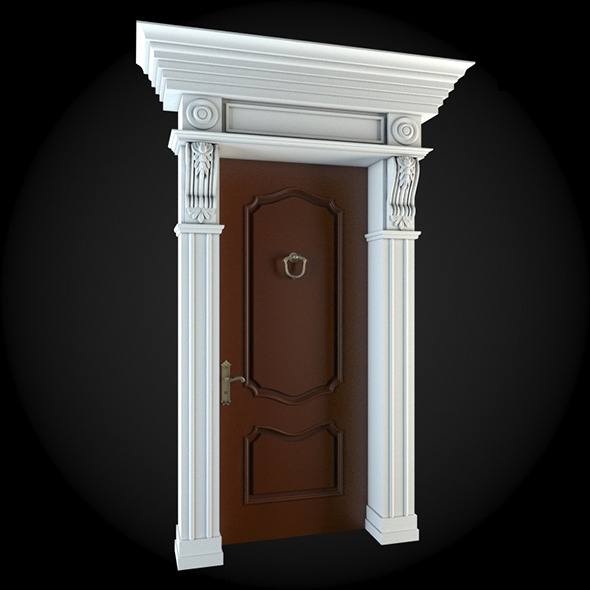 3DOcean Door 033 6133007