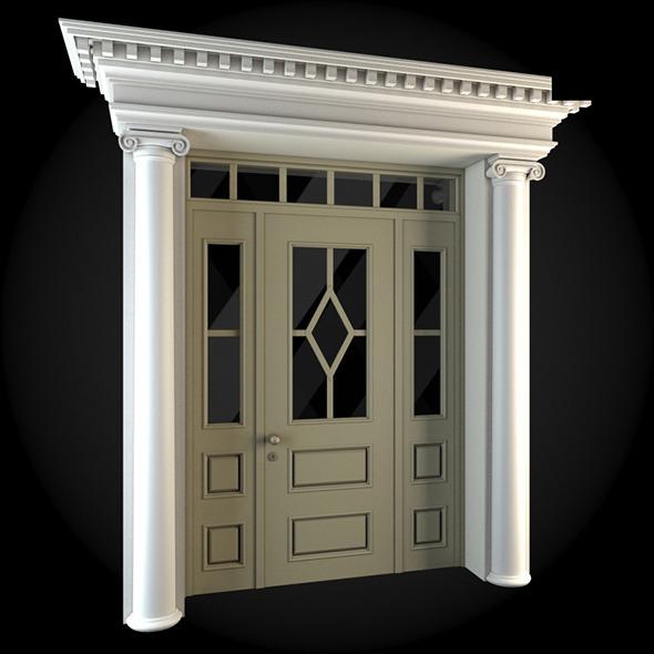 3DOcean Door 037 6133553