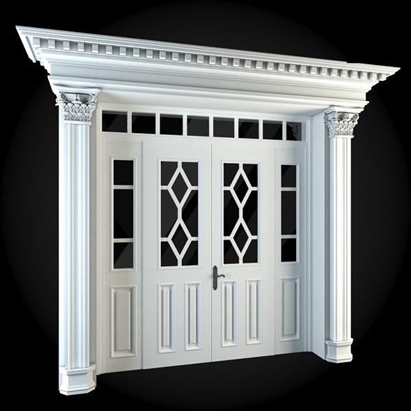 3DOcean Door 038 6133602