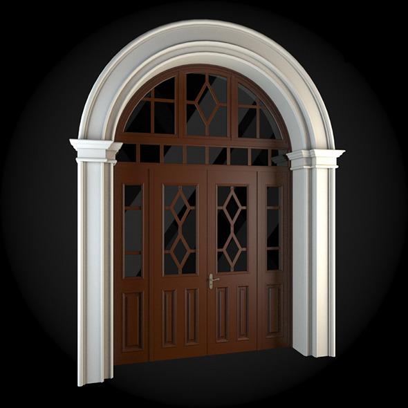 3DOcean Door 039 6133691