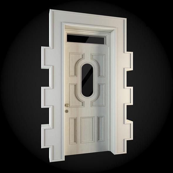 3DOcean Door 040 6133737