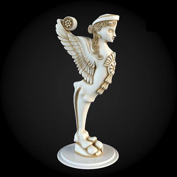 005_Sculpture - 3DOcean Item for Sale