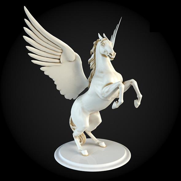 3DOcean 007 Sculpture 6133800