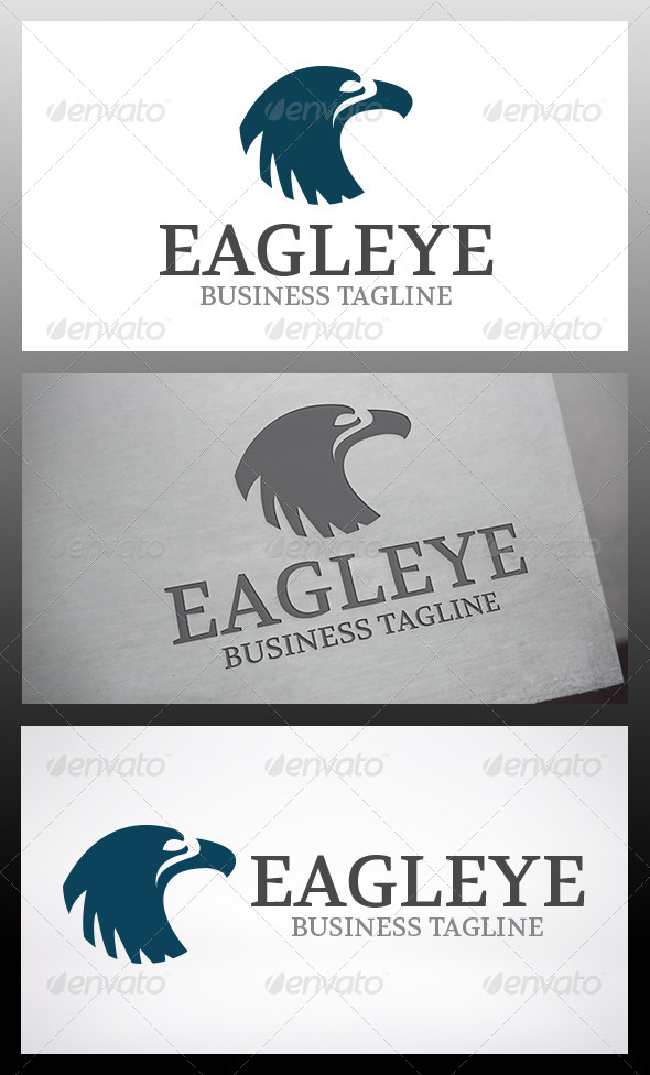 GraphicRiver Eagle Logo Template 6133807