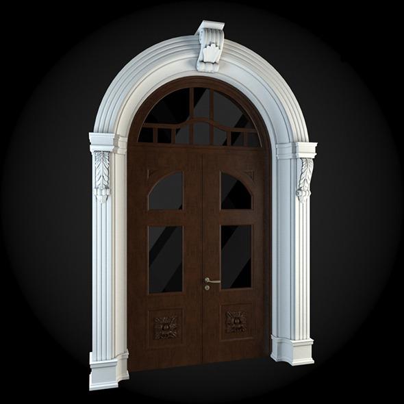3DOcean Door 043 6133904