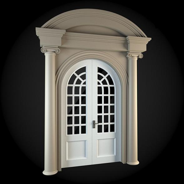3DOcean Door 044 6134006