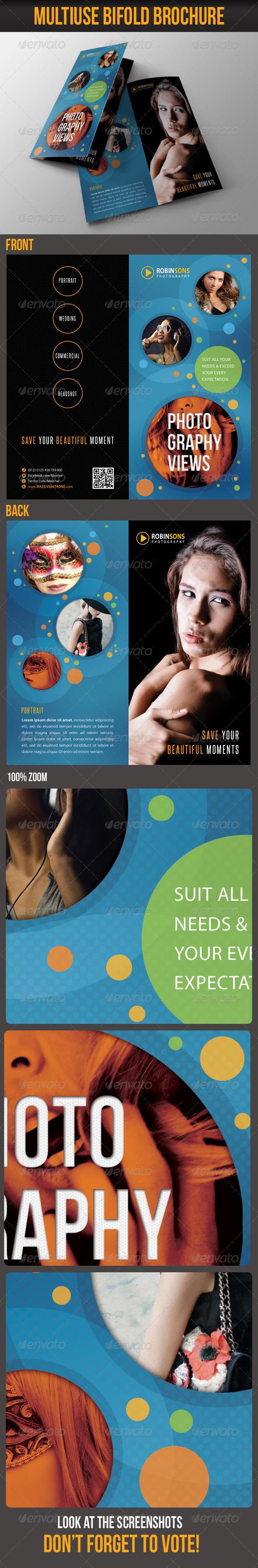 GraphicRiver Multiuse Bifold Brochure 34 6134093